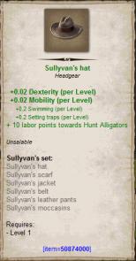 Sullyvan Hat