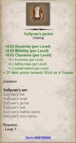 Sullyvan jacket