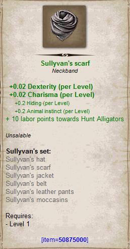 Sullyvan scard